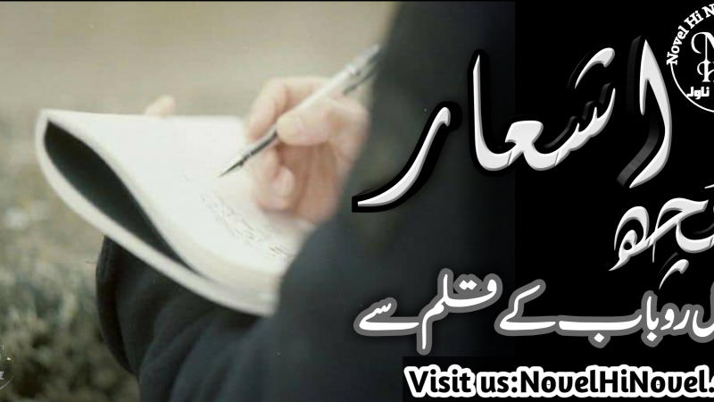 Poetry 2 By Anmol Rubab