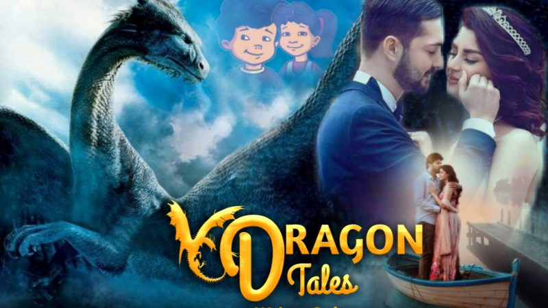 Dragon Tales by Salman Episode 2 (In English)